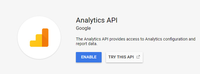 Analytics API